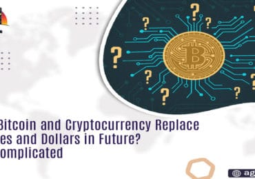 Will Bitcoin and cryptocurrency replace Rupees and Dollars in future? It's complicated
